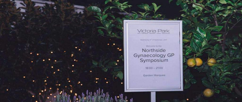 GP Symposium - Northside Gynaecology